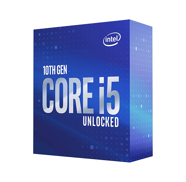 intel i5 10th generation processor