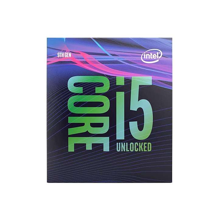 intel i5 9600k processor