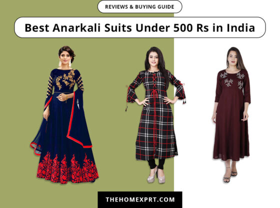 latest anarkali suits under 500 rs in india