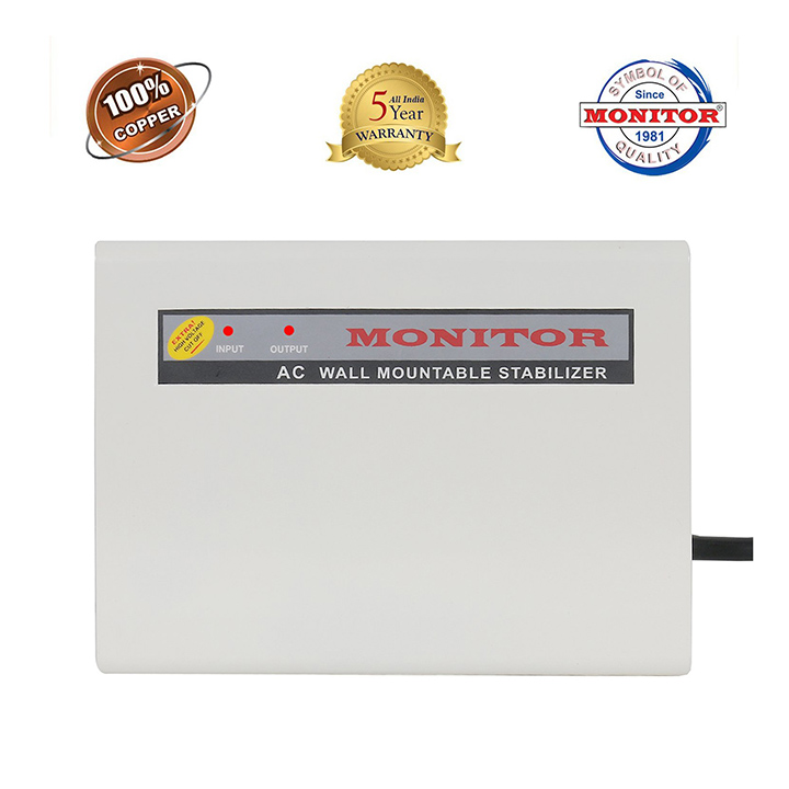 monitor voltage stabilizer for ac