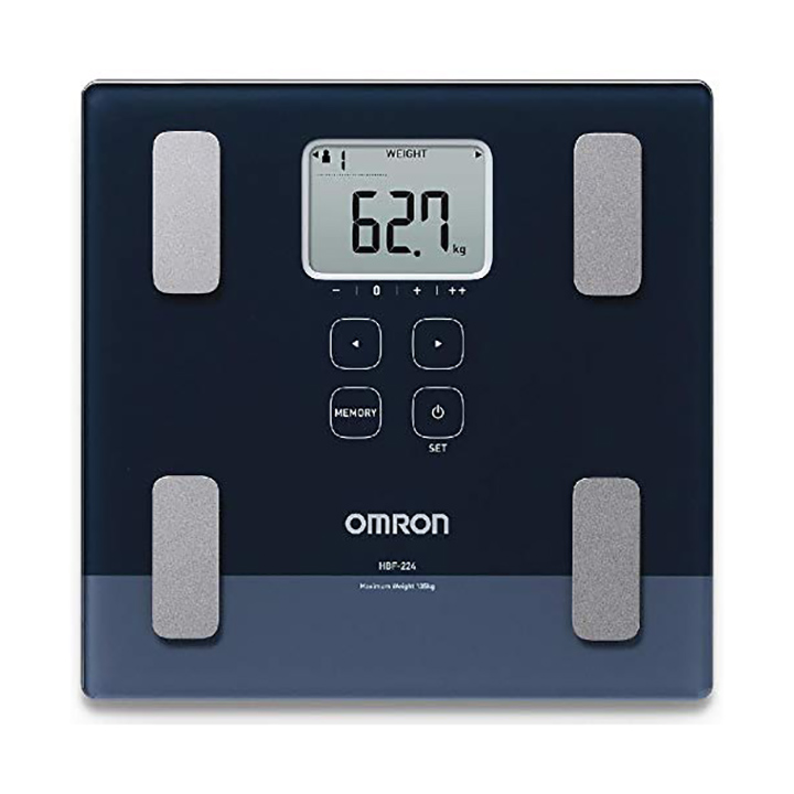 omron hbf 224 digital weighing machine