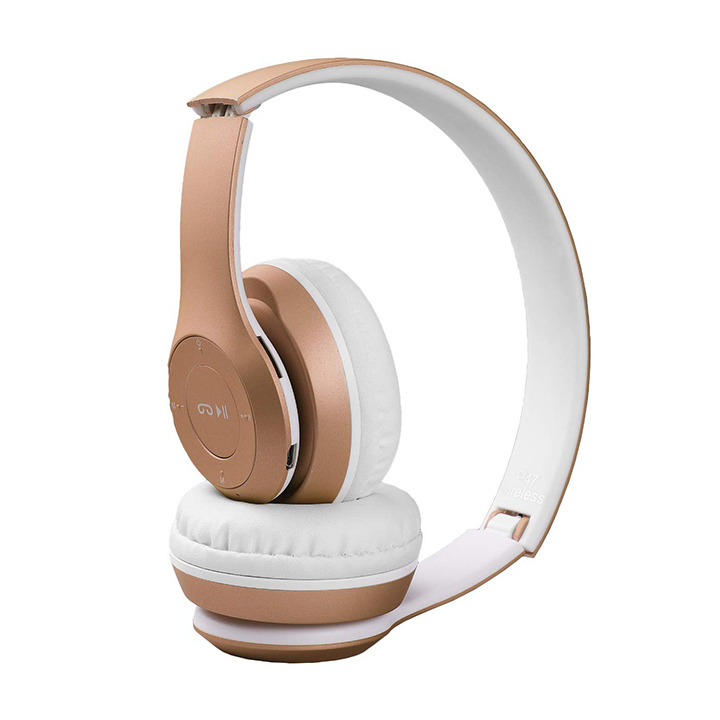 roxo p47 wireless bluetooth portable sports headphones