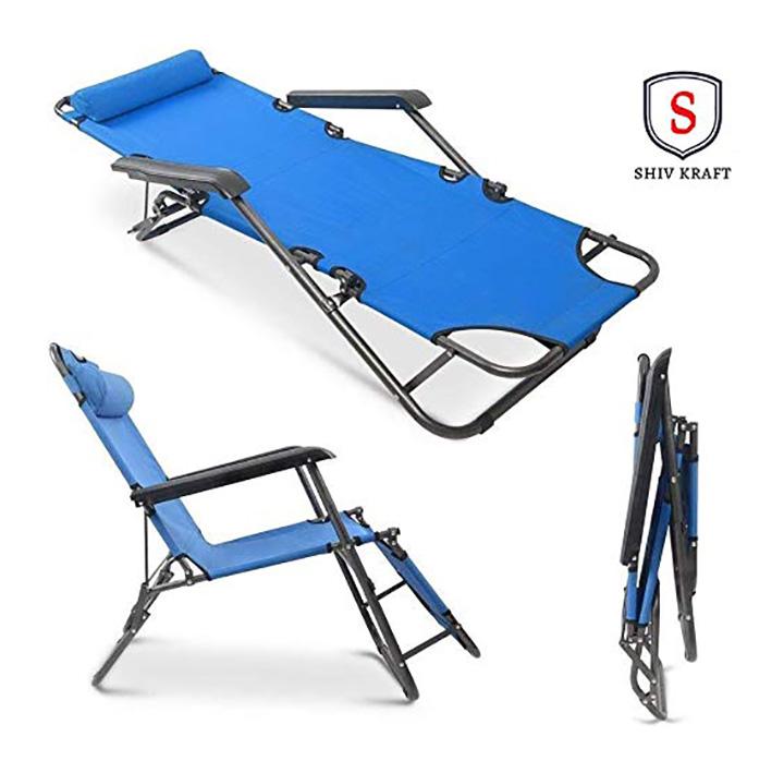 shiv kraft reclining chair
