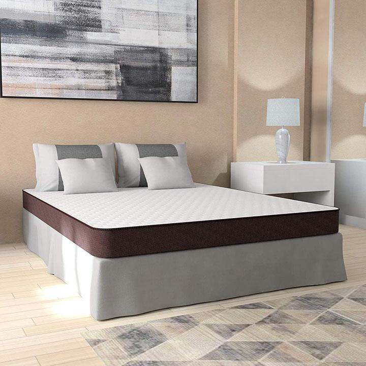 solimo memory foam mattress