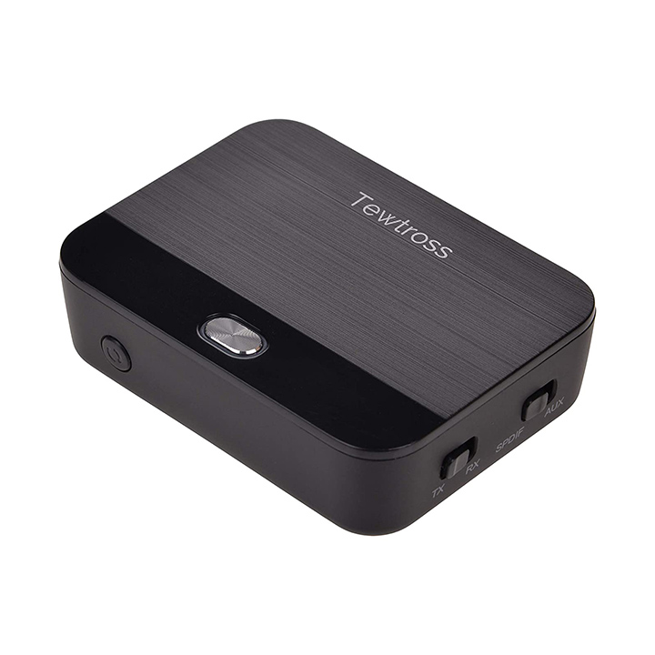 tewtross bluetooth 5.0 transmitter and receiver