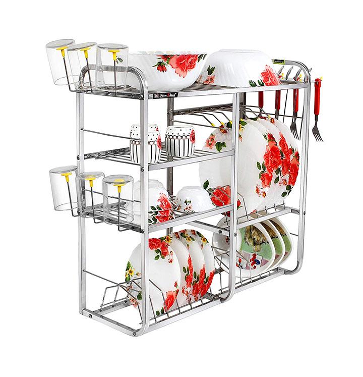 SLIMSHINE Kitchen Dish Rack