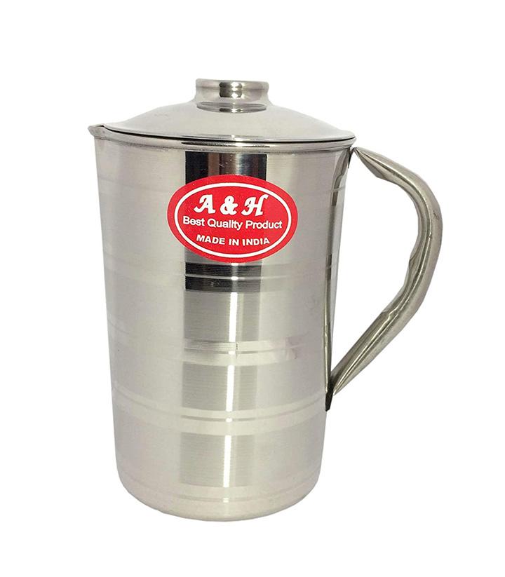 a&h steel jug