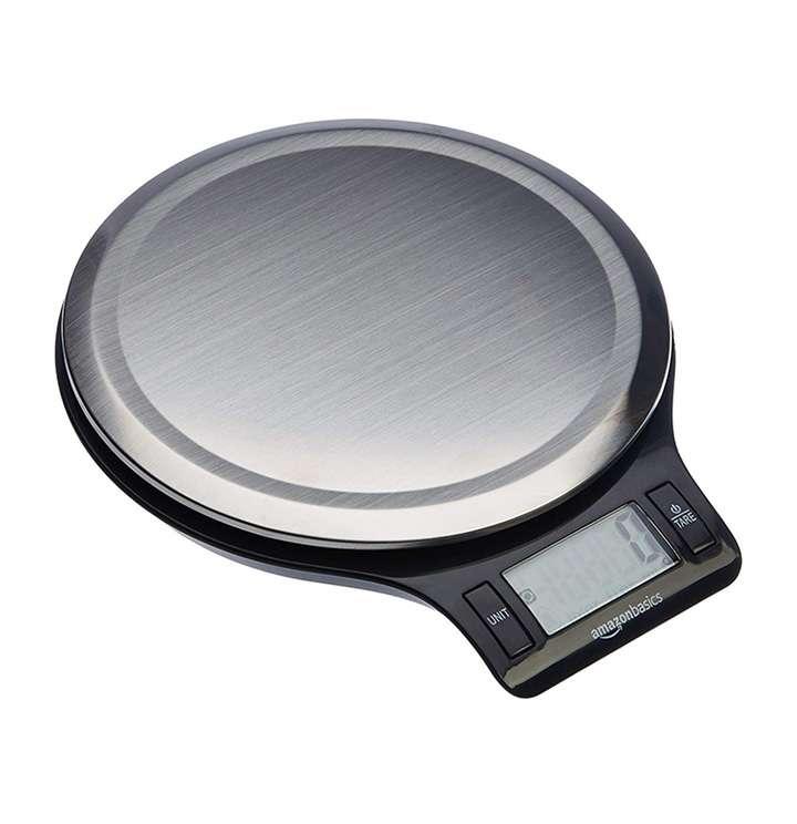 amazonbasics digital kitchen scale