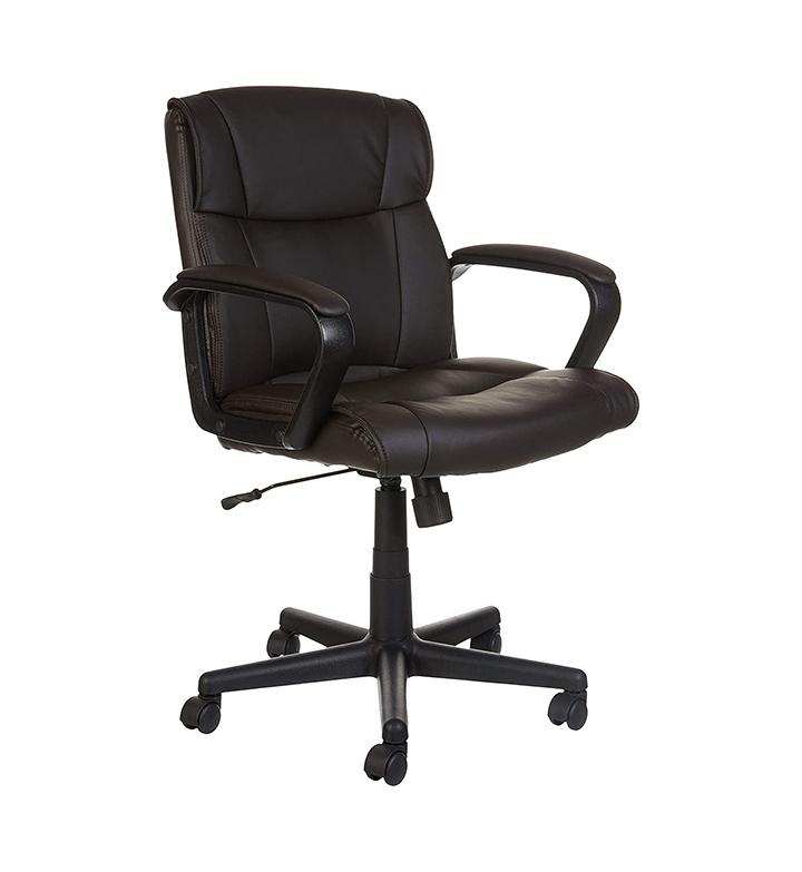 amazonbasics office chair