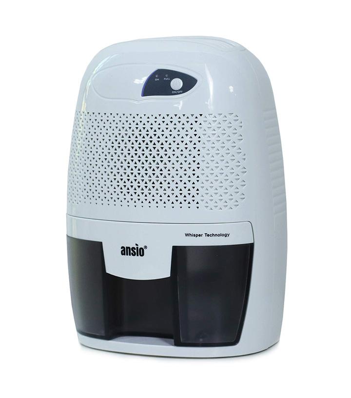 ansio electric portable mini dehumidifier