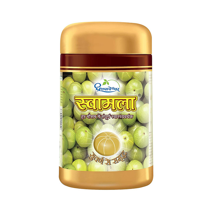 atoz dhootapapeshwar swamala gold chyawanprash