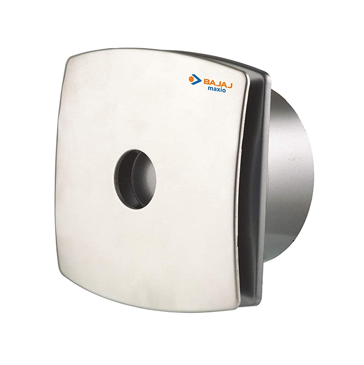 bajaj maxio 150 mm exhaust fan (steel)