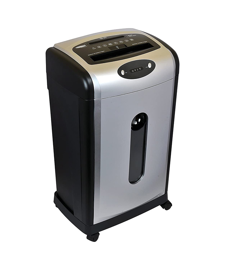 bambalio paper shredder