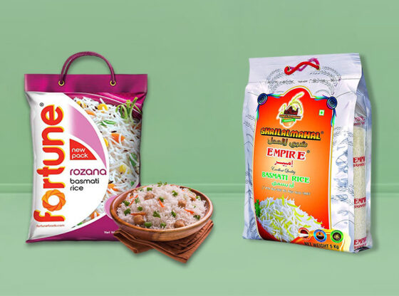 best basmati rice variety in india