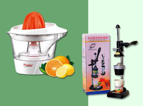 best manual juicer in india