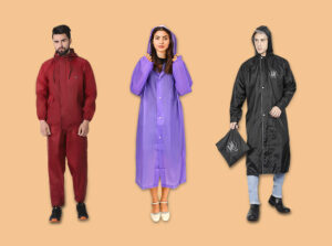 best raincoat brands in india