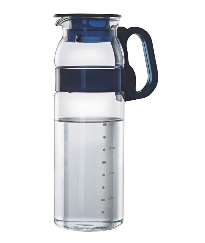 borosil marina jug with plastic handle