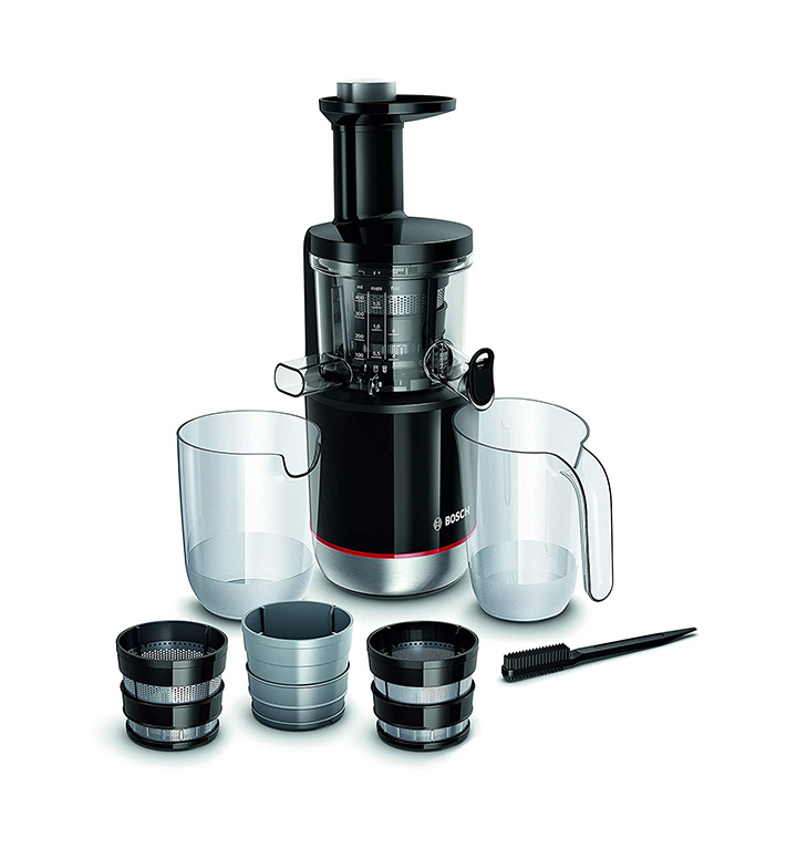 bosch lifestyle cold press slow juicer