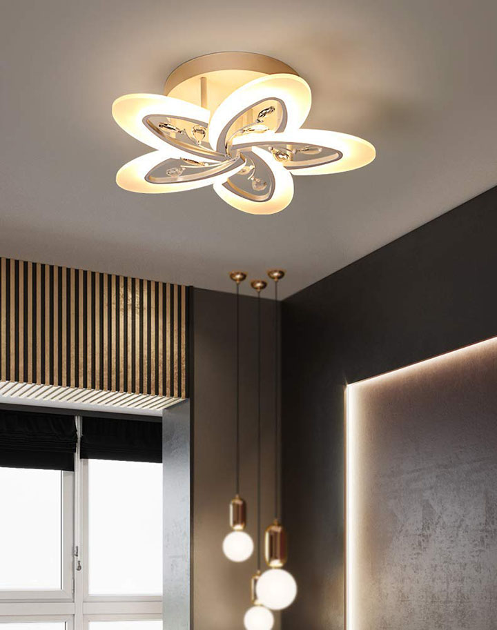 citra led chandelier