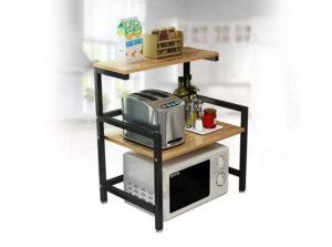 counter shelf organizer