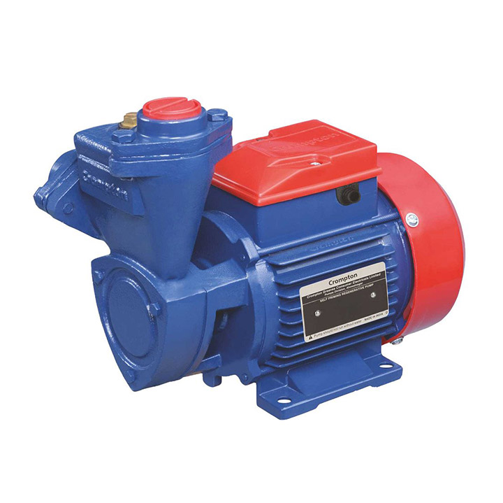 crompton 0.5hp sp mini crest ii water pump
