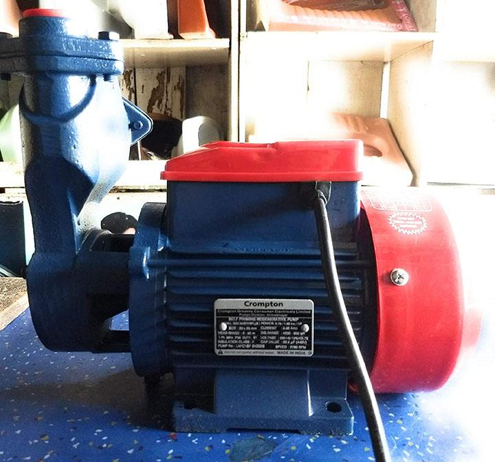 crompton pump mini master plus