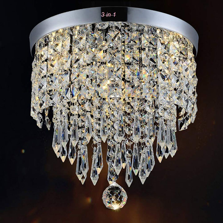 crysta world chandelier
