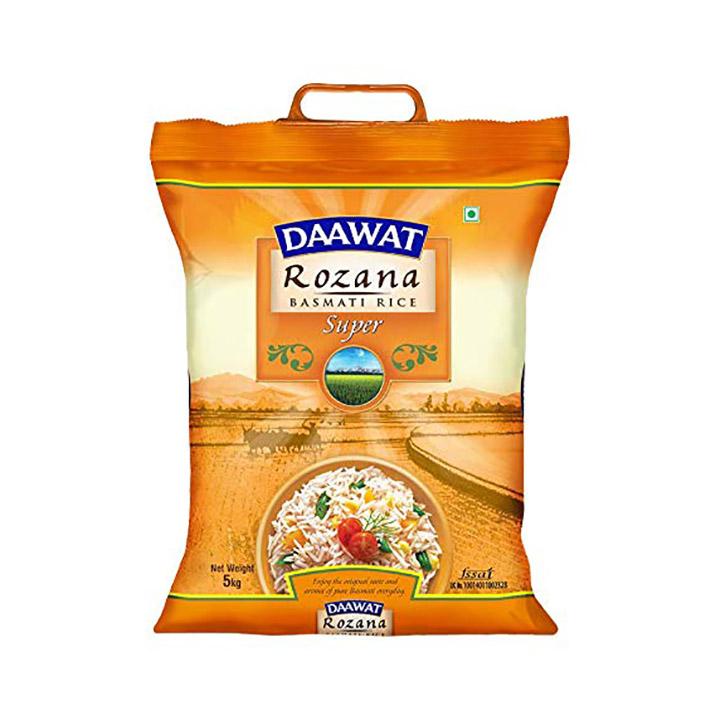 daawat rozana super basmati rice