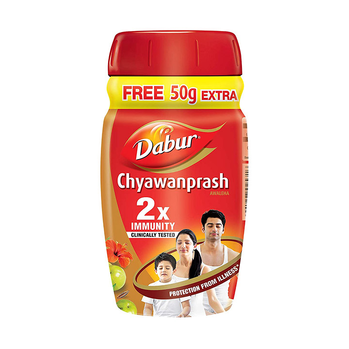 dabur chyawanprash 2x immunity