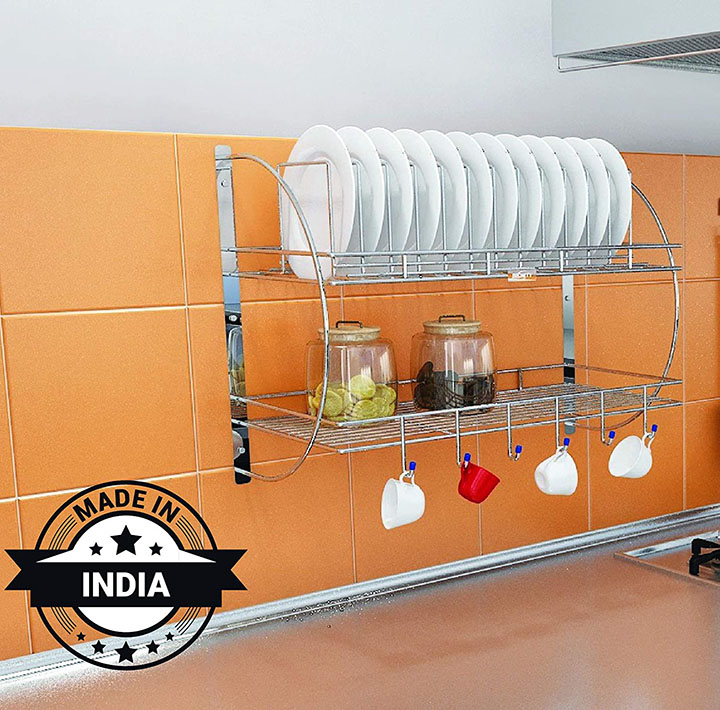 dignity stainless wall mount