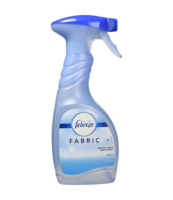 febreze eliminate odours classic fabric freshener