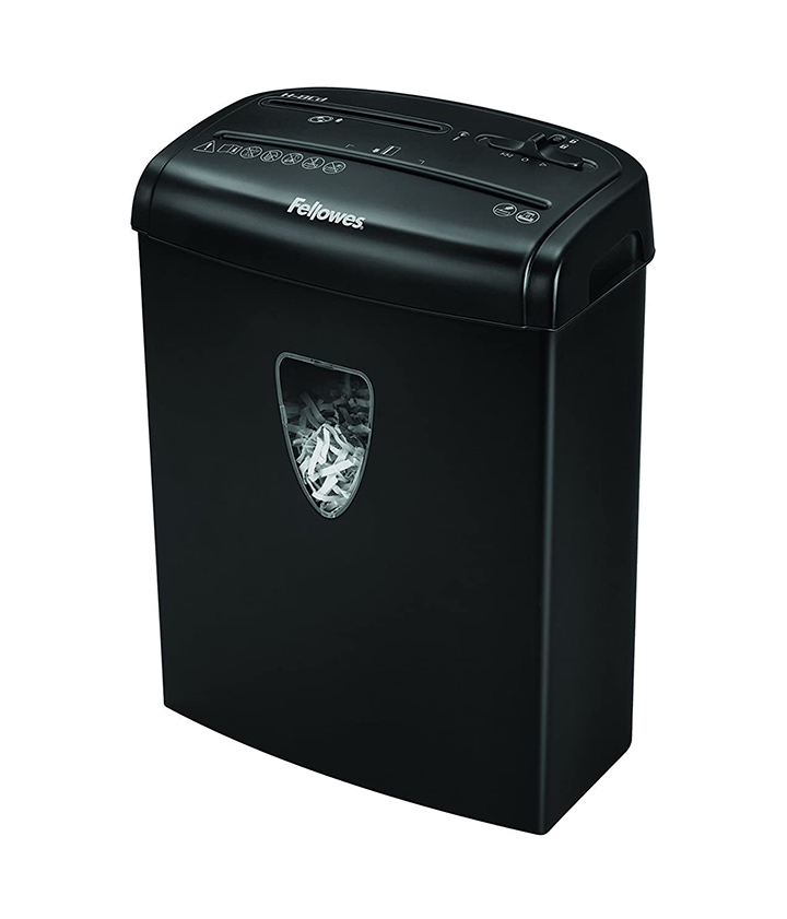 fellowes powershred h-8cd shredder