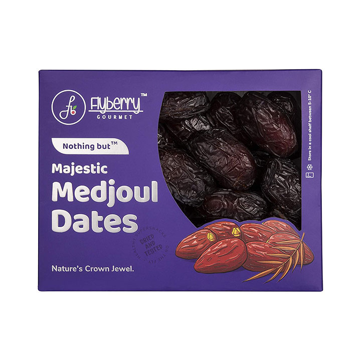 flyberry gourmet medjoul dates
