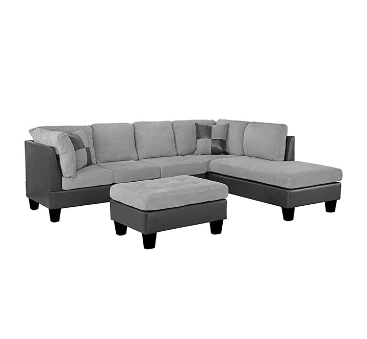 furny 7 seater l shaped sofa