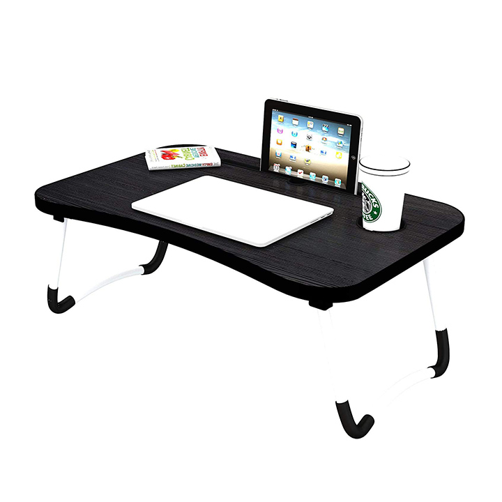 glamflox multipurpose foldable laptop study table