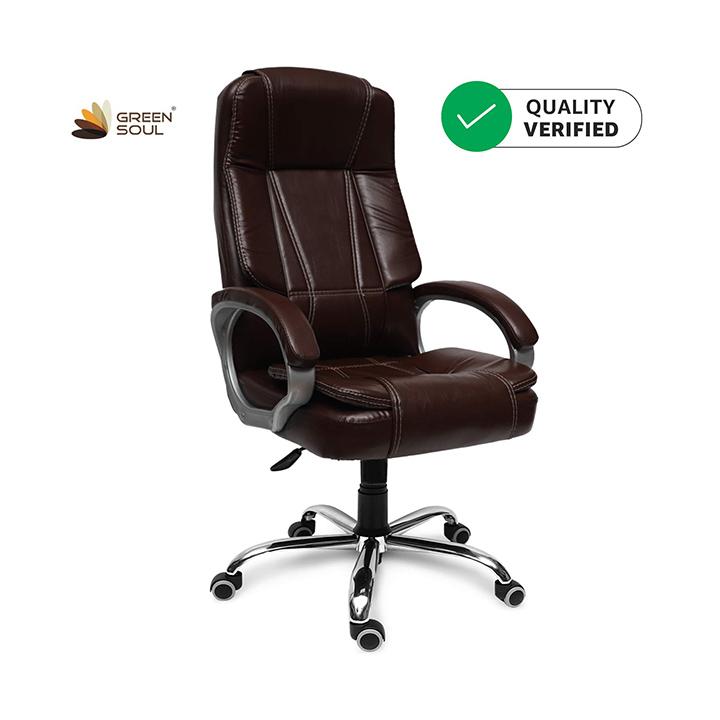 green soul vienna office chair