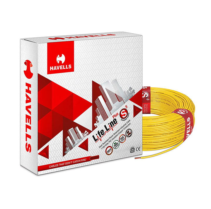 havells lifeline cable