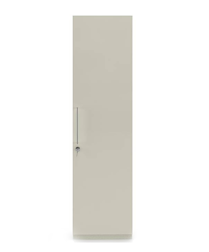 hekami single door wardrobe