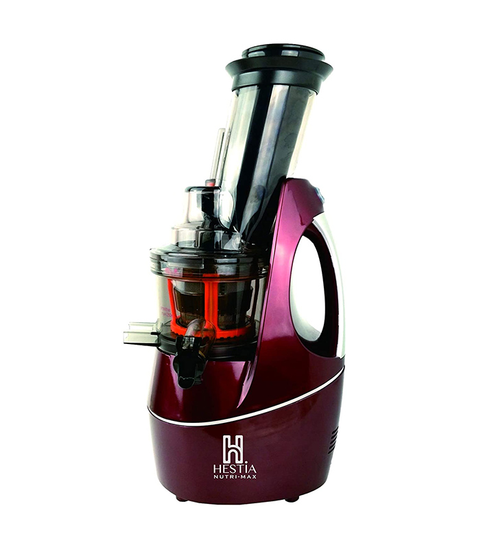 hestia appliances nutri-max cold press juicer