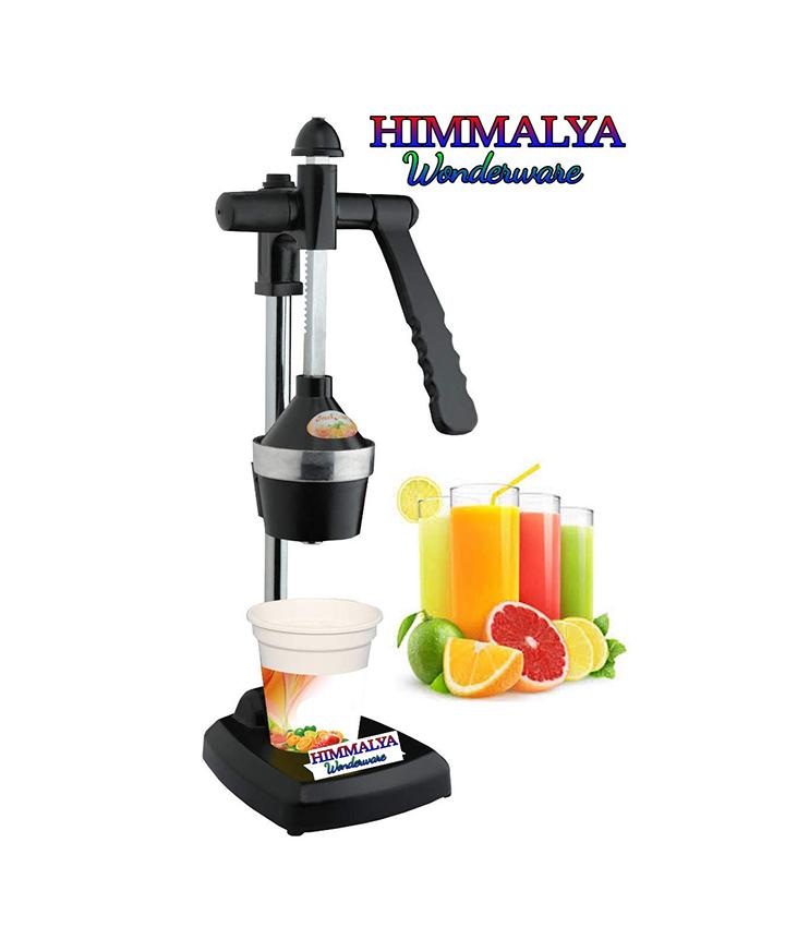 himmalya hand press juicer