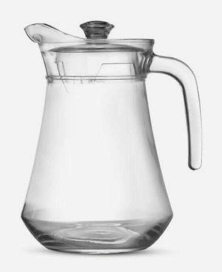 homecart transparent water sering jug
