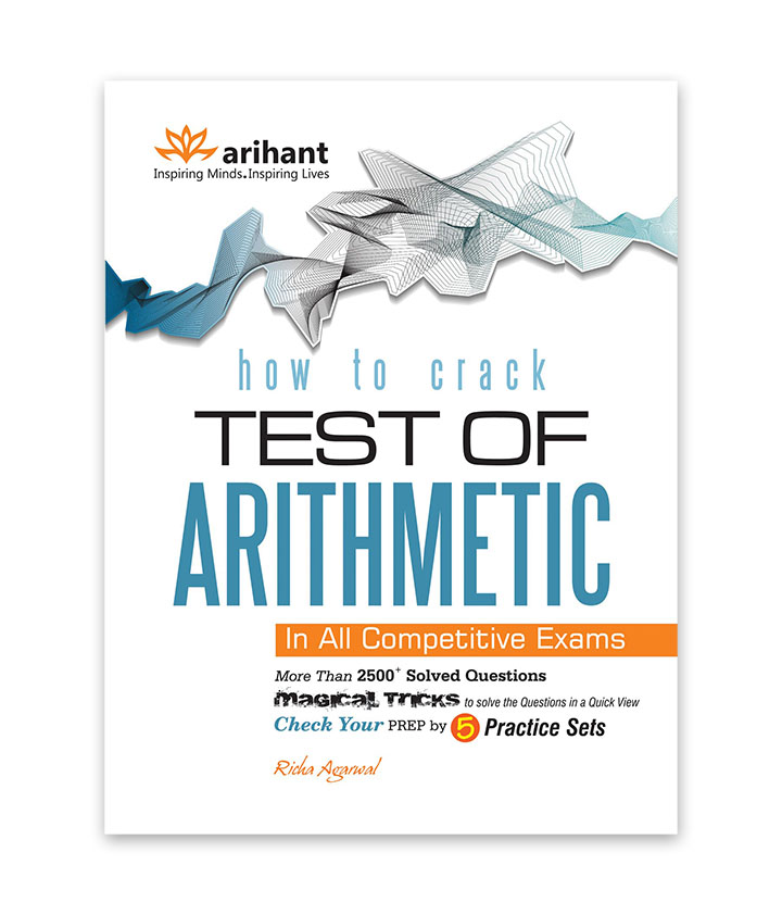 how to crack test of arithmetic