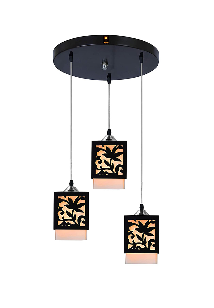 imperial 3 lights lotus chandelier