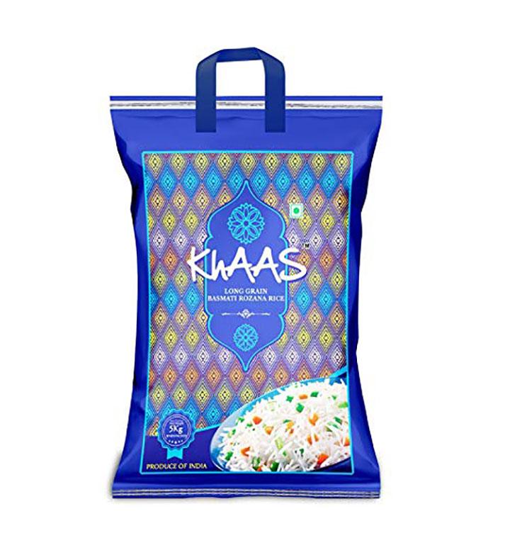 india khaas basmati rice