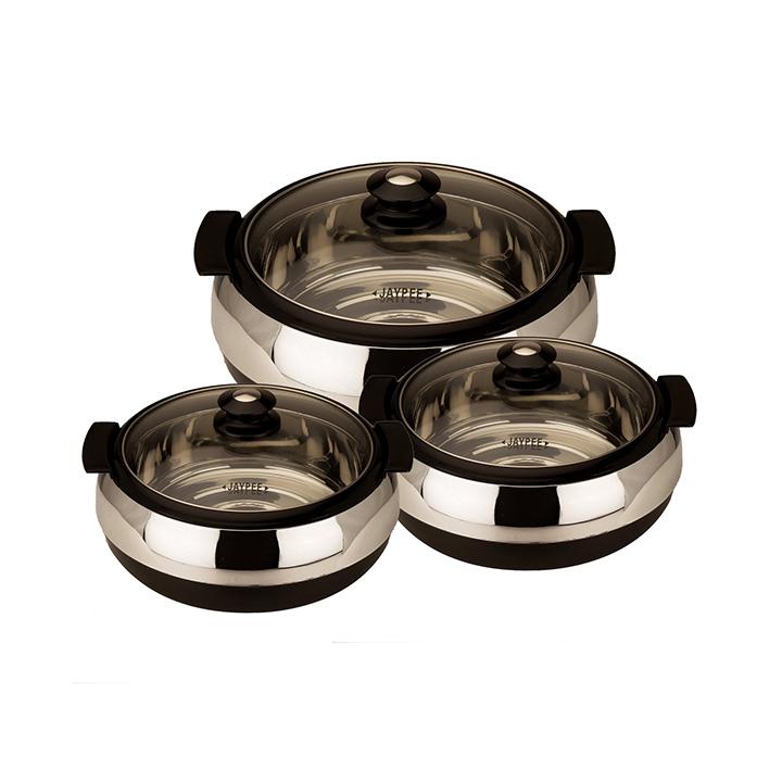 jaypee glasserol set of 3