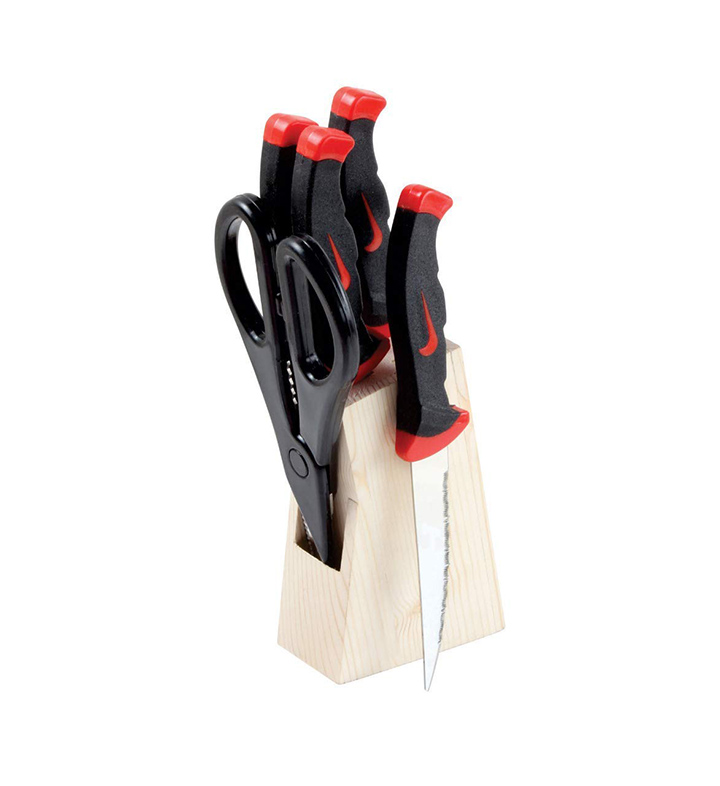 jivani brothers wood kitchen knife set