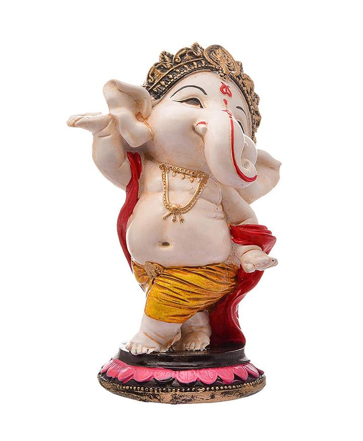 karigaari india handcrafted ganpati idol figurine