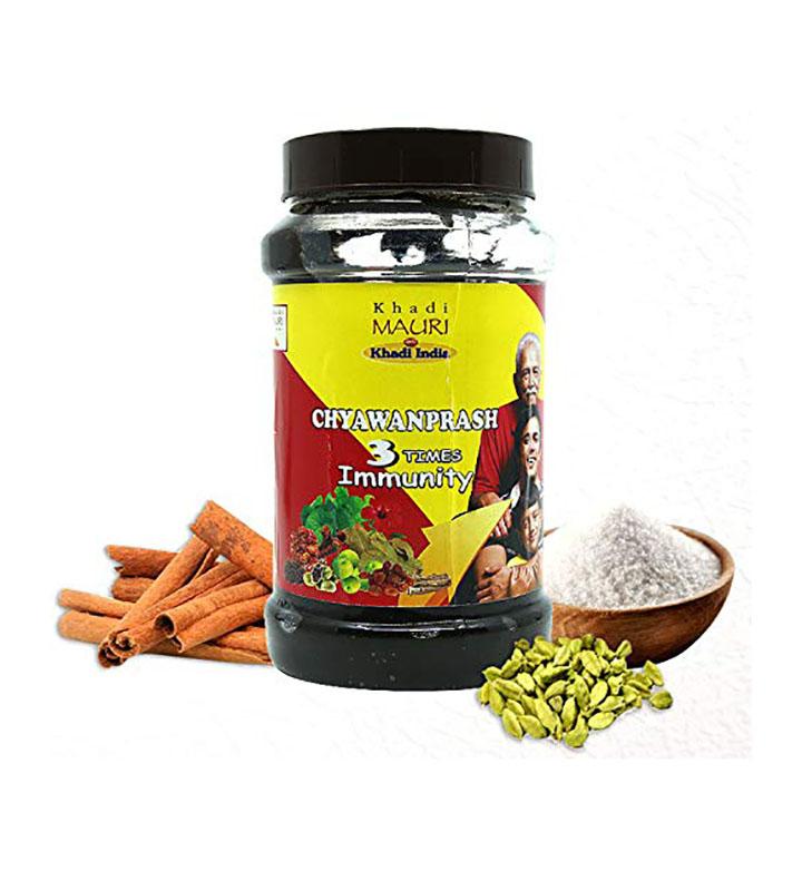 khadi mauri herbal chyawanprash