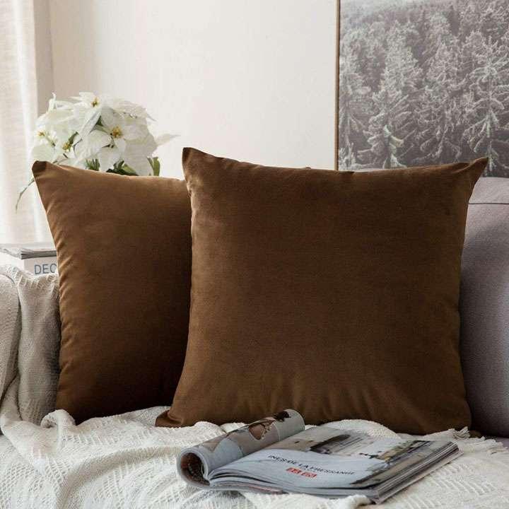 khooti velvet cushion cover