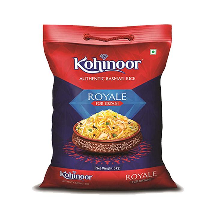 kohinoor royale authentic biryani basmati rice